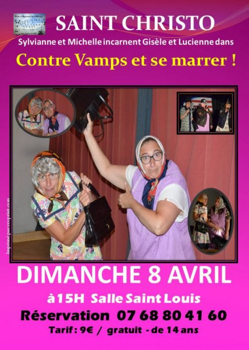 Contre Vamps et se marrer