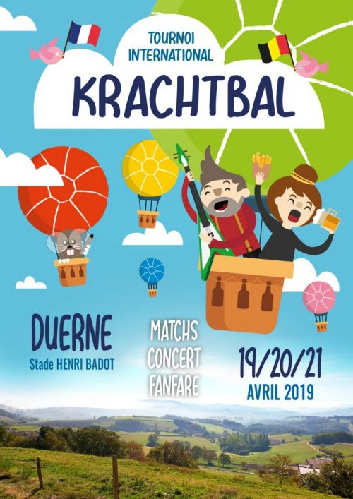 Tournoi International de Krachtbal