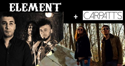 Carpatt's / Indie pop + Element / Rockabilly